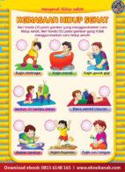Ebook Pintar Aktivitas TK A-B: Hidup Sehat