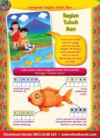 Ebook Pintar Aktivitas TK A-B: Anatomi Ikan