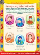 Ebook Pintar Aktivitas TK A-B: Pahlawan Indonesia
