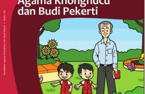 Buku Siswa - Pendidikan Agama Khonghucu dan Budi Pekerti SD Kelas I