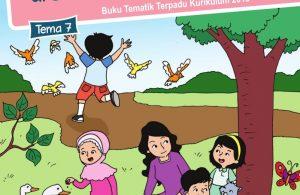 Buku Siswa - Tematik Terpadu SDMI Kelas I Tema 7; Benda, Hewan, dan Tanaman di Sekitarku