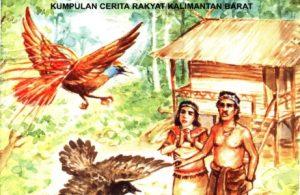 Burung Arue dan Burung Talakot Kumpulan Cerita Rakyat Kalimantan Barat