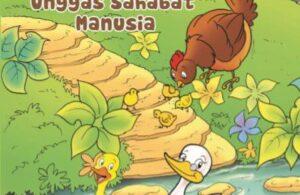 Ebook Seri Komik Pertanian: Ciki & Tiki Unggas Sahabat Manusia