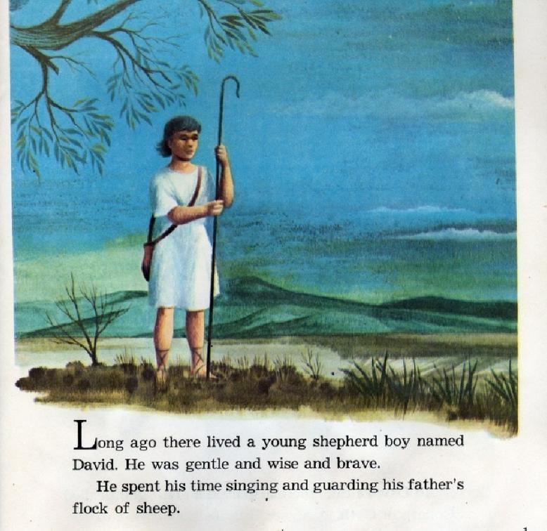 David Seorang Anak Jujur dan Pemberani (1)