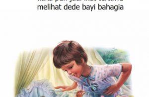 Dede Bayi Suka Cilukba