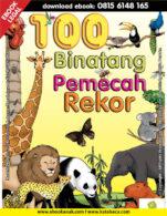 Download Ebook 100 Binatang Pemecah Rekor