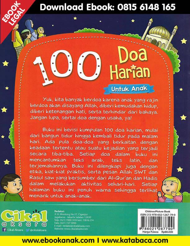 Download Ebook 100 Doa Harian untuk Anak Sesuai Al Quran dan Sunnah2