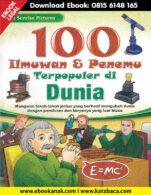 Download Ebook 100 Ilmuwan dan Penemu Terpopuler di Dunia
