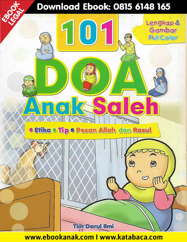 Download Ebook 101 Doa Anak Saleh