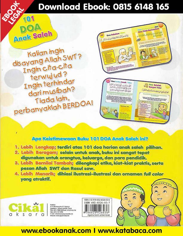 Download Ebook 101 Doa Anak Saleh2