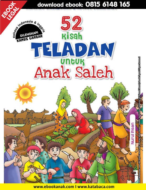 Download Ebook 52 Kisah Teladan untuk Anak Saleh