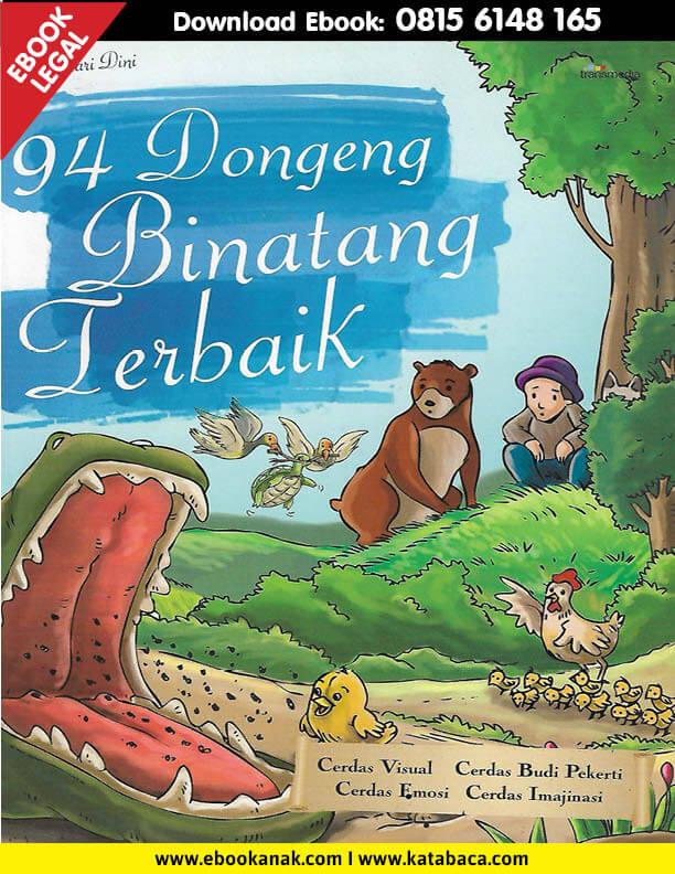Download Ebook 94 Dongeng Binatang Terbaik