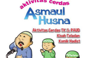 Download Ebook 99 Aktivitas Cerdas Asmaul Husna PAUD TK Jilid 2