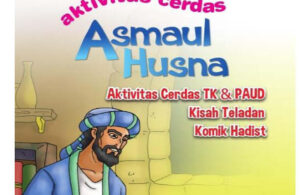 Download Ebook 99 Aktivitas Cerdas Asmaul Husna PAUD TK Jilid 3