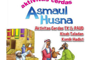 Download Ebook 99 Aktivitas Cerdas Asmaul Husna PAUD TK Jilid 4
