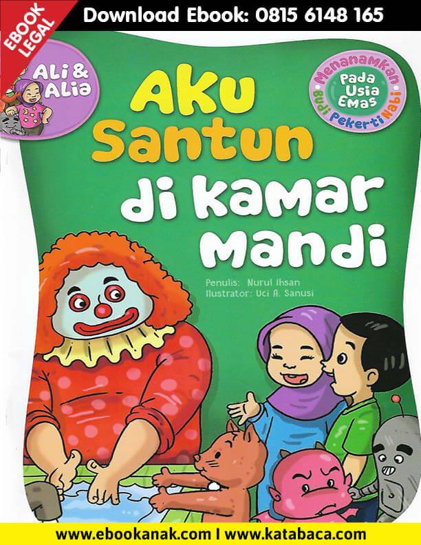 Download Ebook: Aku Santun di Kamar Mandi