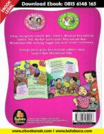 Download Ebook Anak: Menanamkan Budi Pekerti pada Usia Emas, Nabi Aku Sayang Teman-Teman