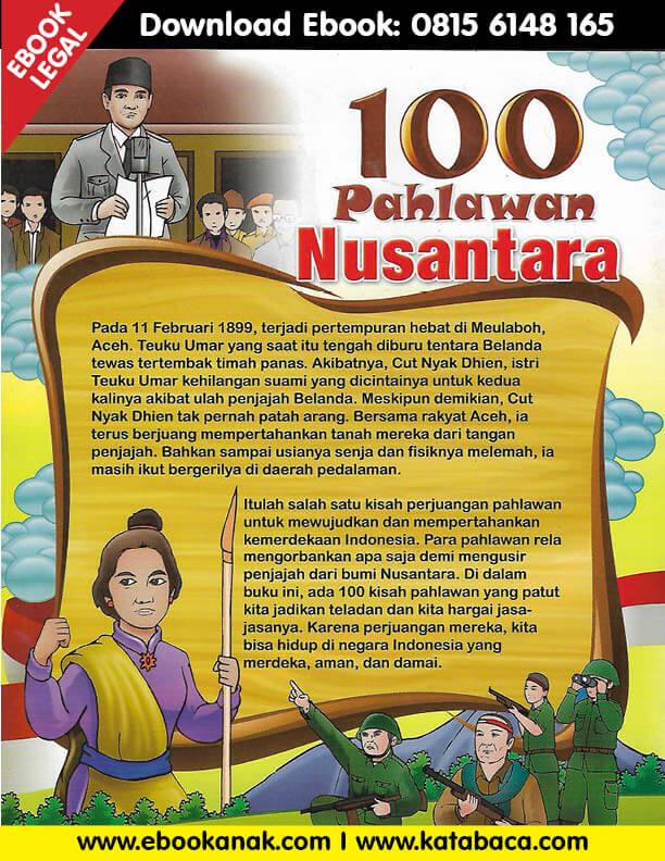 Download Ebook Anak Legal: 100 Pahlawan Nusantara