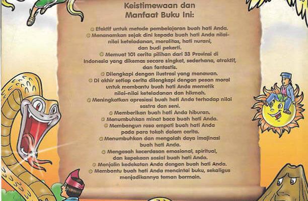 Download Ebook Anak Legal: 101 Cerita Nusantara