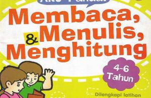 Download Ebook Anak: Belajar 10 Menit, Aku Pandai Membaca, Menulis, dan Menghitung