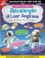 Download Ebook Buku Aktivitas Petualangan di Luar Angkasa