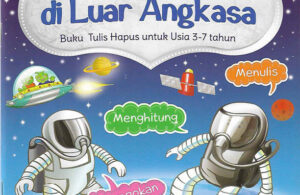 Download Ebook Buku Aktivitas Petualangan di Luar Angkasa