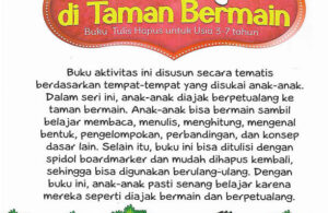Download Ebook Buku Aktivitas Petualangan di Taman Bermain2