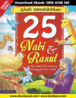 Download Ebook Kisah Menakjubkan 25 Nabi dan Rasul