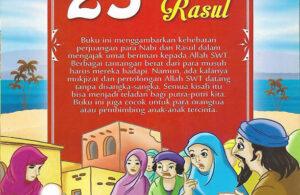 Download Ebook Kisah Menakjubkan 25 Nabi dan Rasul2