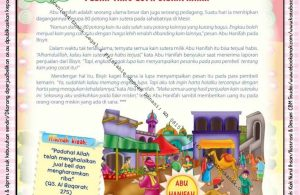Download Ebook Legal dan Printable Juz Amma for Kids, Pesan yang Lupa Disampaikan