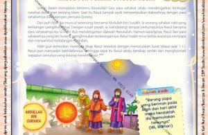 Download Ebook Legal dan Printable Juz Amma for Kids, Rasul pun Pernah Ditegur Allah