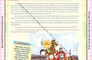 Download Ebook Printable Juz Amma for Kids, Allah Tetap Sayang pada Musuh Islam