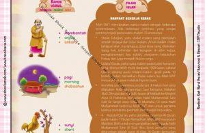 Download Ebook Printable Juz Amma for Kids, Keuntungan Bekerja Keras
