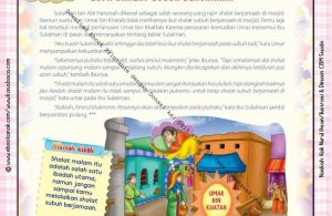 Download Ebook Printable Juz Amma for Kids, Lupa Shalat Subuh Berjamaah