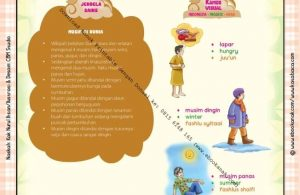 Download Ebook Printable Juz Amma for Kids, Musim di Dunia