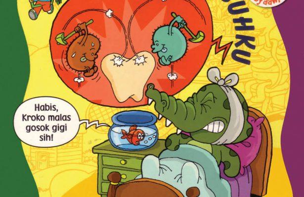 Download Ebook Seri Balita Cerdas, Tubuhku (4)
