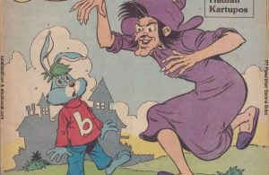 Download Majalah Bobo Jadul, 13 September 1980