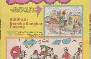 Download Majalah Bobo Jadul 19 Mei 1984