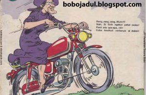 Download Majalah Bobo Jadul, 7 Maret 1981