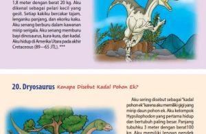 Dromaeosaurus Dinosaurus yang Suka Berburu dalam Kawanan (10)