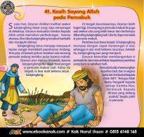 Dzunun Al-Misri dan Kasih Sayang Allah Kepada Pemuda Pemabuk (41)