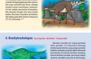 Brachylophosaurus: Dinosaurus Bergigi Ratusan g