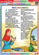 Ebook 101 Doa Anak Saleh, Cincin dalam Perut Ikan (105)