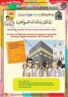 Ebook 101 Doa Anak Saleh, Doa Agar Amal Diterima (62)