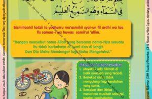 Ebook 101 Doa Anak Saleh, Doa Agar Terhindar dari Bahaya (88)