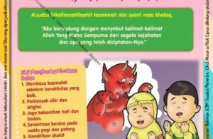 Ebook 101 Doa Anak Saleh, Doa Berlindung dari Makhluk Jahat (90)