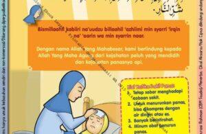 Ebook 101 Doa Anak Saleh, Doa Ketika Sakit Panas (75)