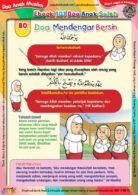 Ebook 101 Doa Anak Saleh, Doa Mendengar Bersin (82)