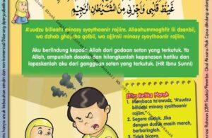 Ebook 101 Doa Anak Saleh, Doa Menghilangkan Marah (83)