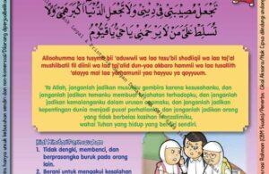 Ebook 101 Doa Anak Saleh, Doa Menjauhkan Permusuhan (85)